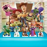 Kit Festa Prata Toy Story  - IMPAKTO VISUAL
