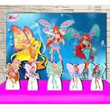 Kit Festa Prata Winx   - IMPAKTO VISUAL
