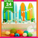 Kit Festa Surf 24 pessoas econômico - Festabox