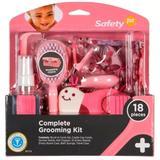 Kit Higiene Beleza Rosa 18 Peças Para Bebê Safety 1st S174ih - Dorel