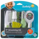 Kit Higiene E Beleza Verde 10 Peças Safety S257ih - Dorel
