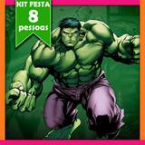 Kit Hulk 08 Pessoas - Festabox