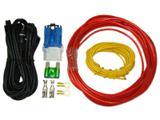 Kit Instalação De Som 3 Completo - P/ Amplificadores C/ Rca - Cia do som