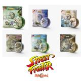 KIT Ioiô Street Fighter - Pack com 6 unidades - Ioio
