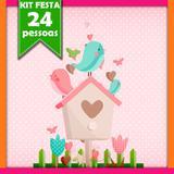 Kit Jardim Encantado 24 Pessoas - Festabox