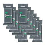 Kit Jontex Preservativo Lubrificado Comfort Plus c/6 - 12 unid.