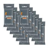 Kit Jontex Preservativo Lubrificado Marathon c/6 - 12 unid.