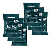 Kit Jontex Preservativo Lubrificado XL c/3 - 6 unid.