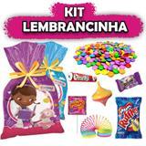 Kit Lembrancinha Doutora Brinquedos 08 unidades - Festabox