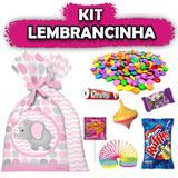 Kit Lembrancinha Elefantinha 08 unidades - Festabox