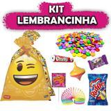 Kit Lembrancinha Emoji 08 unidades - Festabox