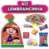 Kit Lembrancinha Luna Melancia 08 unidades - Festabox