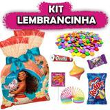 Kit Lembrancinha Moana 08 unidades - Festabox