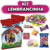 Kit Lembrancinha Patrulha Canina 08 unidades - Festabox