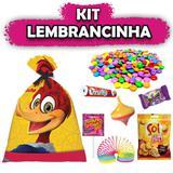 Kit Lembrancinha Pica-Pau 08 unidades - Festabox