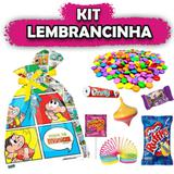 Kit Lembrancinha Turma da Monica 08 unidades - Festabox