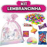 Kit Lembrancinha Unicórnio 08 unidades - Festabox