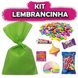 Kit Lembrancinhas Verde Claro 10 unidades - Festabox