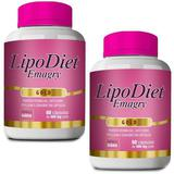 Kit Lipo Diet Emagry Gold - 2 unidades