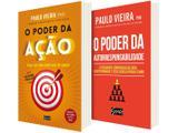 Kit Livros O Poder da Autorresponsabilidade - Paulo Viera + O Poder da Ação
