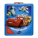 Kit Maleta Lata Aventuras com Pixar Disney - Dcl