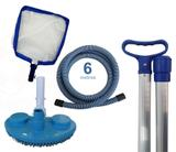 Kit Manutenção Universal para Piscinas Infláveis - 6 M - Sos da piscina
