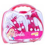 Kit Médica C/ Maleta Barbie BB8893 - Fun - Fun brinquedos