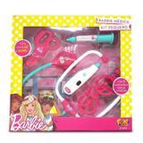 Kit Médica Maleta Barbie 7496-3 Fun