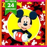 Kit Mickey 24 Pessoas - Festabox