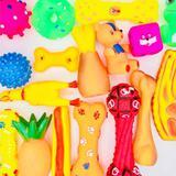 Kit Mordedor 24 Brinquedos De Borracha Para Cães Cachorro - R2s