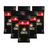 Kit Olla Preservativo Leve 8 Pague 6 com 6 Packs