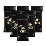 Kit Olla Preservativo Lubrificado 12uni. Com 6 Packs