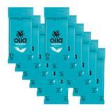 Kit Olla Preservativo Sensitive  6 unid. com 12 Packs