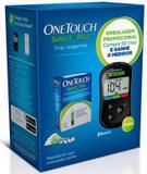 Kit One Touch Select Plus - 50 Tiras com Medidor - Johnson  johnson