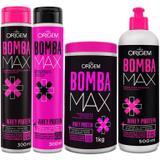 Kit Origem Linha de Crescimento Bomba Max Com 4 Itens Nazca