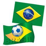 Kit Painel Decorativo Bandeira do Brasil Festança - Festabox