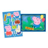 Kit Painel Decorativo George Pig Regina Festas