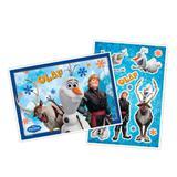 Kit Painel Decorativo Olaf Frozen Regina Festas