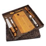 Kit para Bar em Bambu Monaço 6 Peças v2 Welf