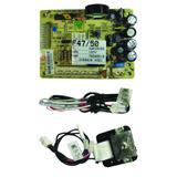 Kit Placa Sensor Refrigerador Electrolux DF50 127v 41017892