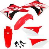Kit Plástico Biker Next Crf 230 e Adesivos