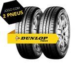 Kit pneu aro 14 - 175/65r14 R1 82T Dunlop 2 peças