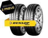Kit pneu aro 14 - 175/70r14 88T Dunlop 2 peças