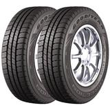 Kit pneu Aro13 Goodyear Direction Touring 175/70R13 82T SL - 2 unidades - Goodyear do brasil