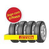 Kit Pneu Pirelli 185/65 R14 Cint P1 86T 4 Unidades