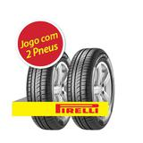 Kit Pneu Pirelli 185/70 R14 Cint P1 88H 2 Unidades