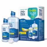 Kit renu fresh 355ml +120ml - Bausch  lomb