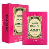 Kit Sachets Escalda-pés Granado Pink