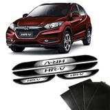 Kit Soleira Da Porta Hr-v 2015 a 2019 Com Black Over - Sportinox