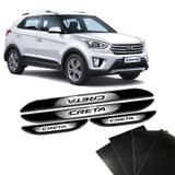 Kit Soleira Da Porta Hyundai Creta 2017 a 2019 Com Black Over - Sportinox